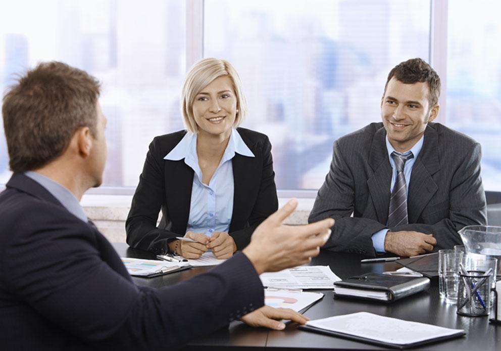 employee interview meeting | Pivot HR Services