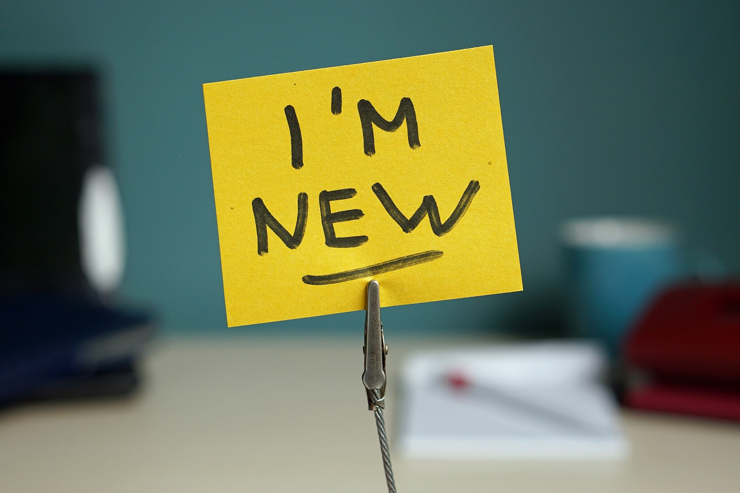 How to Be A Success In a New Job.